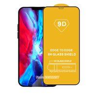 9D 커버 아이폰 13 12 11 Pro Max XS XR x 8 Samsung S20 Fe S21 Plus A12 A02S A32 A42 A52 A72 5G A31 A51 A71 A21S Huawei P40 P Smart