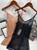 20ss İtalyan Bikini Bahar Yaz Yeni Pijama Çift Harfler Baskı Bayan Mayo Yüksek Kaliteli Bikini Gökkuşağı Tops