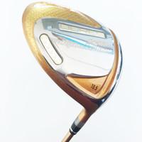 جديد نوادي الغولف HONMA S-07 لعبة غولف سائق 9.5 أو 10.5 أندية سائق R أو S المرن الجرافيت رمح شحن مجاني