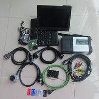 أدوات التشخيص MB Star C5 SD Connect مع البرامج 320 جيجابايت HDD V03.2021 و X200T Laptop for Car Truck Auto Diagnosis Ready Tool جاهزة للاستخدام 1
