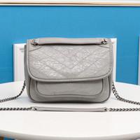 Bovina di cuoio della bovina della borsa del crossbody della borsa della borsa delle donne della borsa della borsa della borsa di alta qualità della borsa della borsa di alta qualità di alta qualità dell hardware di alta qualità Trasporto libero
