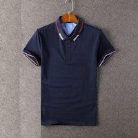 Nova qualidade de alta qualidade homens de manga curta de verão camisas de algodão casual cor sólida polo camisa homens moda homme