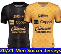 20 21 Dorados de Sinaloa Calcio Futebol Jerseys 2020 2021 Antonio Nava Daniel López Pablo Jáquez Futbol Camisas Futebol Camisetas Camisetas Kit