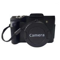 الكاميرات الرقمية 1080 وعاء HD كاميرا فيديو كاميرا 16x التكبير المحمولة المهنية مكافحة كاميرات كاميرات الفيديو مع شاشة LCD DV Recorder1