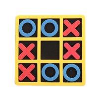 Eltern-Kind-Interaktion Freizeitbrett Spiel Ochsenschach Lustige Entwicklung Intelligentes pädagogisches Spielzeug Puzzles Spiel Kinder Geschenk A1