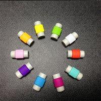 Зарядное устройство мобильного телефона USBCOVER Компьютерная линия конфеты Candy Color Phone ProtetiveCase Block Clibicone Wireorganizer Оригинальность 0 08YS F2