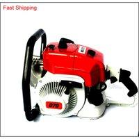Gratis fraktkostnad MS070 Tung bensin motorsåg med25INCH 30In 36INCH 42INCH LILLOY BAR OCH SAW CHAIN, 105CC QYLBPL packning2010