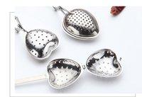 Strugliatore di tè dell'acciaio inossidabile del tè del cucchiaio del tè del setaccio del tè del setaccio 6 stili Stella Shell Shell Oval Round Heart Shape Sheain Tè Ware PPA2975