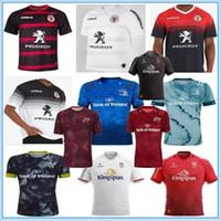 2020 تولوز مونستر سيتي الركبي جيرسي 2021 Leinster Rugby قميص Ulster 20 21 التدريب الفانيلة حجم S-5XL