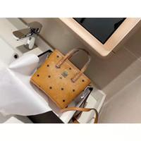 العلامة التجارية الجديدة حقيبة التسوق مصغرة وسلة يمكن تعبئتها في علبة هدية تحمل المحمولة والكتف. الحجم: 19 سم * 17 سم.