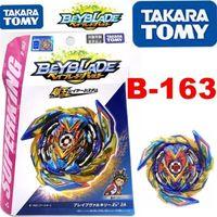 Original takara tomy beyblade explosão super rei b-163 bravo valkyriie .ev 2a psl lj201216