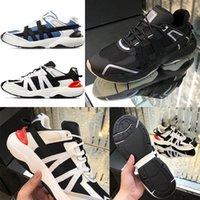 2021 mit Box BEST B25 Schrägsender Läufer Sneaker Männer Plattform Schuhe Designer Schwarz Weiß Wildleder Leder Trainer Mesh Lace-up Freizeitschuhe # 998