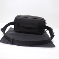 Thi4 Fashion Nylon With Leather Bag Waist Handbag Box Designers Belt Men Women Bags Shoulder Luxurys Crossbody Backpac Exjob