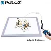 Puluz 1200LM 15 / 15in / 38x38cm LED Photography Shadowless 하단 조명 램프 패널 Dimmable 40cm 사진 스튜디오 촬영 텐트 Box1