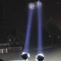 """Autoscheinwerfer 60W HI High Beam LED-Scheinwerfer 6 """"4D-Projektorlinse-Scheinwerfer-Scheinwerfer-Light Offroad-Antrieb Nebel-Arbeitslampe für 4x4 atv suv1"""