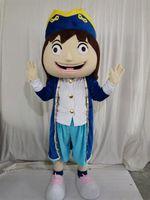 Halloween Pirate Capitán Traje de la mascota Ropa de fiesta Carnaval Adultos