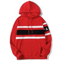 Famosos estilistas hoodies hoodies listras paris hoodie 2021 homens mulheres casal outdoor rua moda hip hop moletom