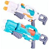 50cm Space Water Pistols Jouets Jouets Enfants Squirt Guns pour Child Summer Beach Jeux Piscine Classic Extérieur Beach BLASTER GUNS PORTAB Y200728