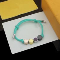 Wholesale 2021 Classic Beautiful Sell Couple Bracelets Alpha...