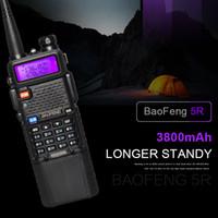 Baofeng UV-5R 무전기 회화 양방향 라디오 듀얼 밴드 VHF / UHF 장거리