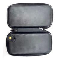 Venta caliente X6 Caja con cremallera Dual EGO EVOD X6 Bolsa para Stick V8 Vape Pen 22 Box Mod Herramientas Kit Vaporizador E Caja de cigarrillo