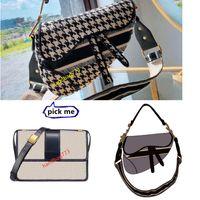 Novo design na moda clássico saco bordado saco mulheres luxurys designers sacos de couro saco de senhoras crossbody ombro saco de alta qualidade
