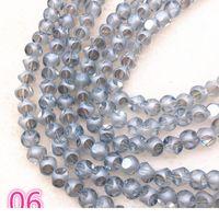 20 قطع 8 ملليمتر النمساوية كريستال الزجاج الخرز فاصل الخرز للمجوهرات صنع diy سوار اليدوية 2 jllbvn