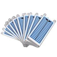 Purificatori d'aria 10 pezzi Portatile Generatore di ozono in ceramica portatile Doppia piastra integrata Ozonizzatore Ozonizzatore Purificatore d'acqua Parti 6G / H