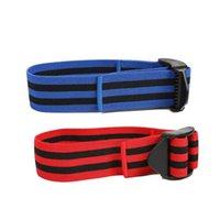 الملحقات 2 قطع كسب العضلات تدفق الدم تقييد عصابات ذراع التدريب دعم حزام انسداد مرونة قوية