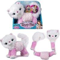 Varietà di Peluche PET giocattolo sciarpa deformazione Unicorn sciarpa bambola gatto