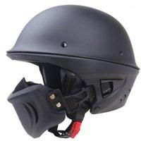 Style Rouge Capacete Dot Motorcycle Capacete Multi Função Abrir Rosto Motobike ZR-666 para Adultos1