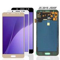 J500 LCD pour Samsung Galaxy J5 SM-J500F SM-J500FZ SM-J500F / DS écran LCD écran tactile écran de rechange de rechange de remplacement