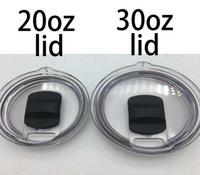 2021 NEW 30OZ 20oz Tumbler Cup Замена магнитных крышек Кристалл прозрачная крышка тумблер MAG ползунок разливной чашки крышка быстрая доставка