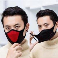 Nuovo viso protettivo maschera sportiva adulto per adulti copertura antipolvere Masques Full riutilizzabile maschere anti polvere respiratore elasticizzato in cotone popolare