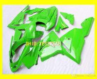 Kawasaki Ninja ZX10R 04 05 ZX-10R Bodywork ZX 10R 2004 2005 오토바이 페어링 세트 + 선물