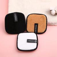 جديد مربع قابلة لإعادة الاستخدام ستوكات المرأة الوجه القماش السحر الوجه منشفة ماكياج مزيل منشفة تنظيف غسل منشفة اختيار عشوائي
