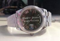 19 montres de style pour hommes bleu vert BP Factory automatique 2813 Mécanique d'acier montre la date de la journée 228239 Crystal 228206 BPF Montres-bracelets