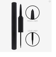 Brand Maquillage Makeup Sopracciglio Gel Gel Duo Matita Eyeliner Liquid Lunga durata impermeabile Matita Trucco di alta qualità DHL Spedizione gratuita
