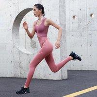 요가 복장 섹스 스포츠 브래지어 및 레깅스 여성 체육관 의류 원활한 운동 피트니스 운동복 양복