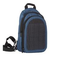 Waterdichte Zonnepaneel Rugzak Handige Opladen Laptoptas Grote Capaciteit Daypack Zakelijke Reizen Solar Charger Daypacks