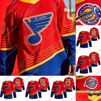St. Louis Blues Vladimir Tarasenko 2020-21 Retro Retro Hockey Jersey Brayden Schenn Alex Pietrangelo Binnington David Perron Ryan O'Reilly