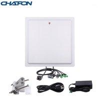 Chafon RFID Langrate 15m Imprinj R2000 Reader Writer USB RS232 WG26 RJ45 Relais Eingebaute 12DBI Antenne Kostenloses SDK Fahrzeug Parkplatz1
