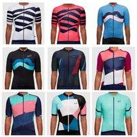 MAAP-Team Radfahren Kurzarm Jersey Sommer MTB MAILLOT Atmungsaktive Fahrradkleidung Quick-Dry Sportswear Wear Resistant U32161