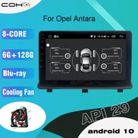 Coho per Antara Android 10.0 Octa Core 4 + 64G Bluetooth Player Player Player Car Navigation System Sistema di raffreddamento Fan DVD