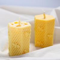 Bonito 3D Bee Silicone Molde Handmade Sabonetes de Silicone Abelha Cera Velas de Cera Resina Vela Fazendo Kit Material KKE3487