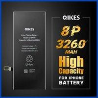 بطارية عالية السعة لفون 8 زائد باتاريا استبدال بطارية الهاتف المحمول ذات سعة موبايل ذات سعة حقيقية لفون 8P