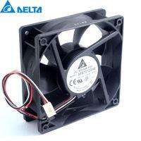 Fans Refriolos AFB1212SHE P / N: 5W190 Ventilador de enfriamiento del servidor 120 * 38mm 120mm