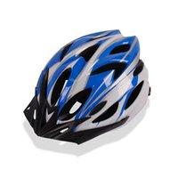 사이클링 캡스 마스크 원피스 보호 헬멧 자전거 타기 산 도로에서는 크기를 조정할 수 있습니다 EPS 폼 PC 시트 18 구멍