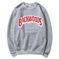 Backwoods Tasarımcı Hoodie Bireysel Kaya erkek T-Shirt Kazak Mektup Baskı Moda Rahat Kazak Kazak Uzun Kollu Erkekler S-3XL