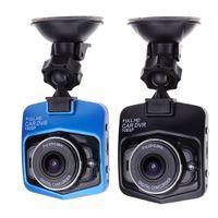 Mais recentes mini dvrs carro dvr gt300 câmera filmadora 1080p full hd registrador de vídeo estacionamento gravador de loop gravação